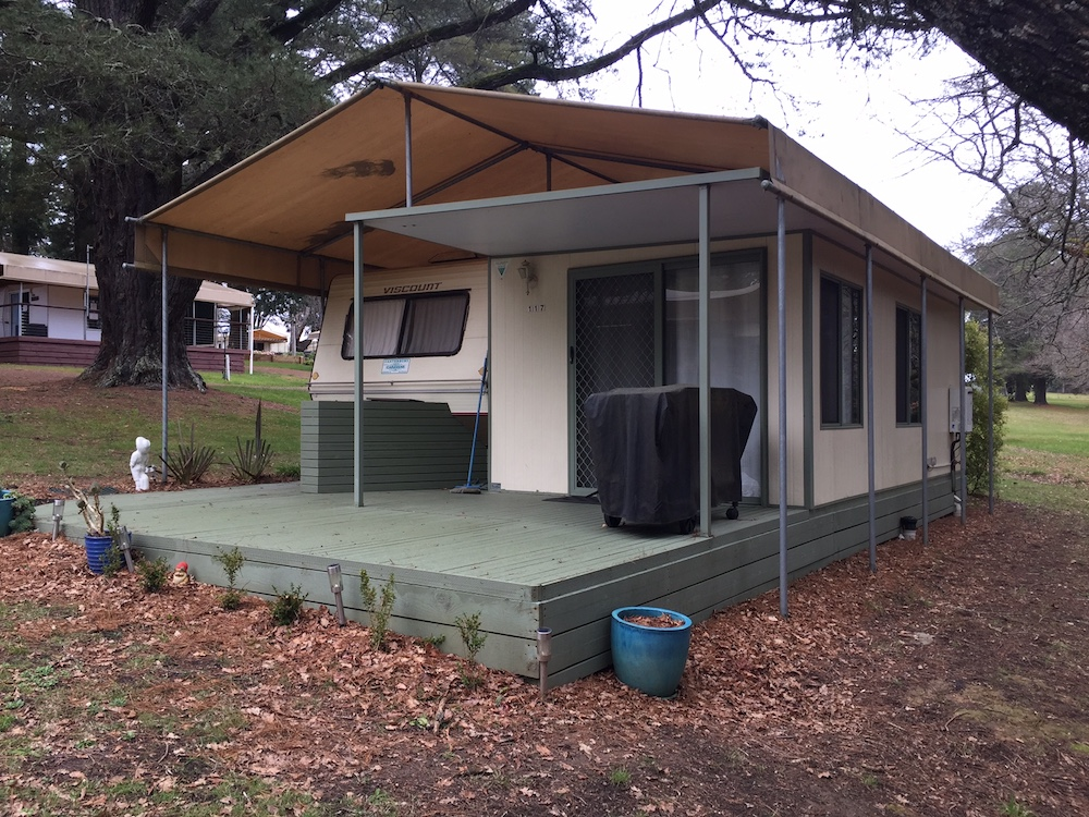 Fingal Bay On-site Caravans for Sale in NSW