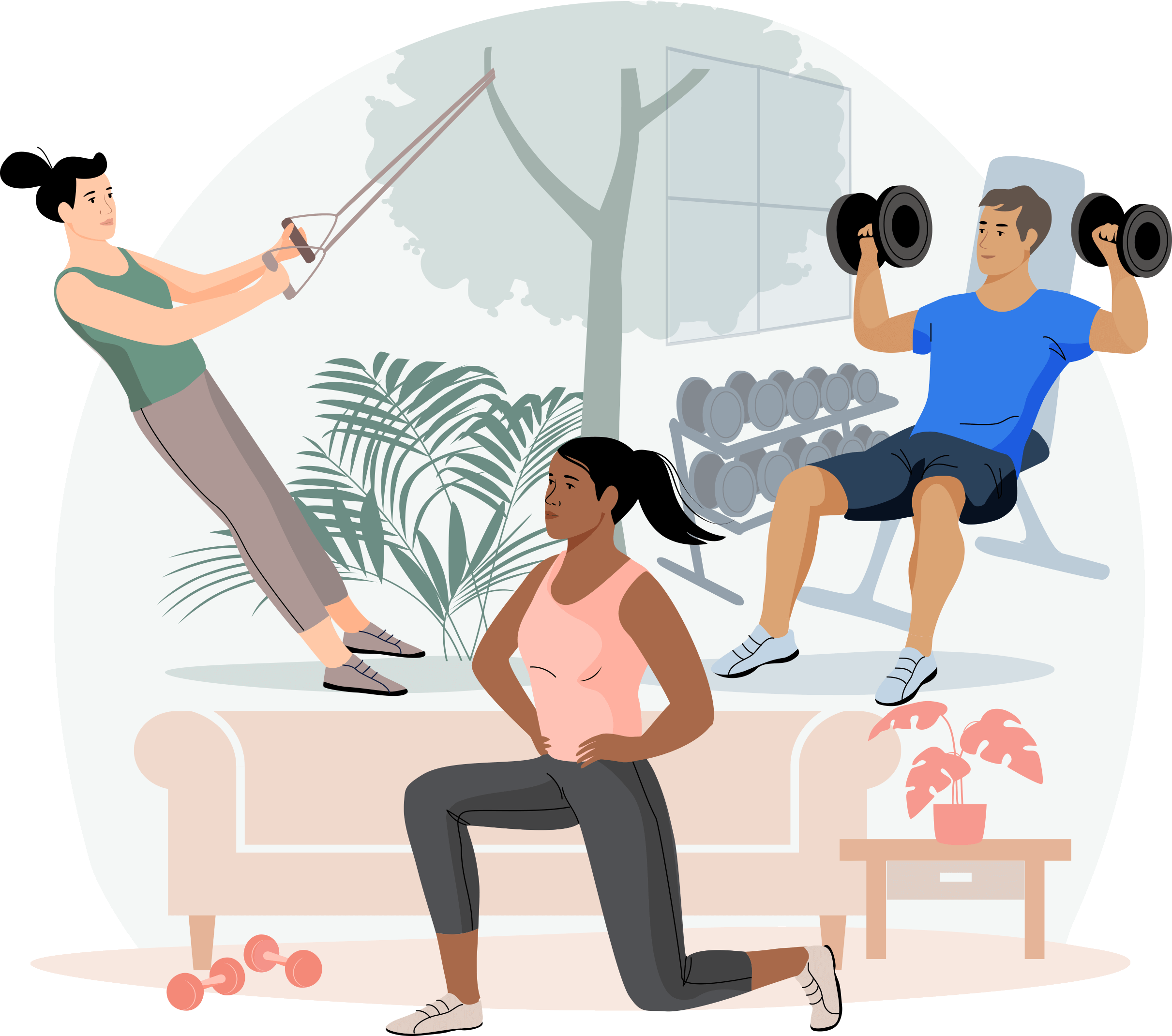 Personal Trainer Is That They Often Help People Stay on Track