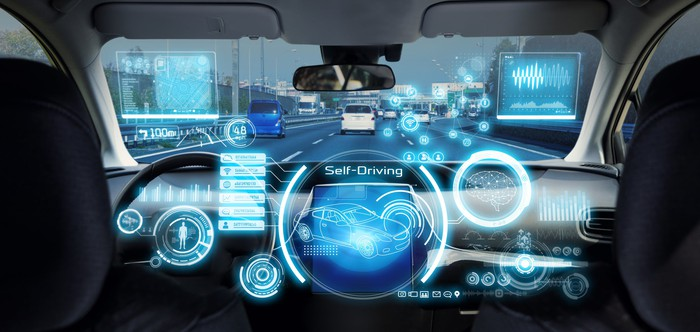 Most Unbelievable Self-Driving Car Statistics & Facts (2020)